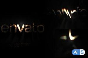 Videohive Gold Luxury Logo 32068797