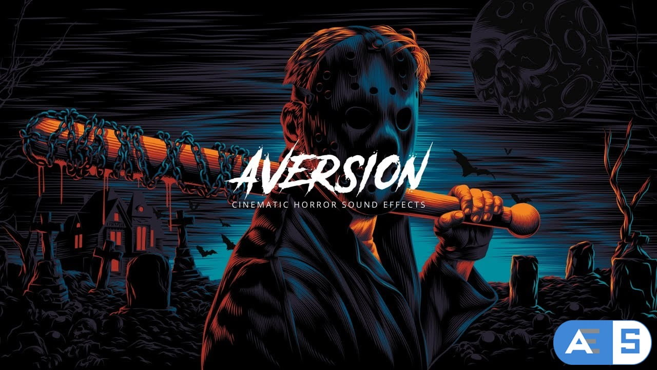 Ava Music Group AVERSION Cinematic Horror Sound Effects WAV