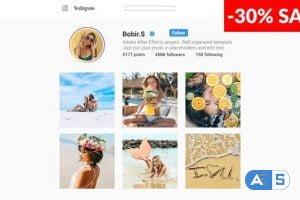 Videohive – Instagram Promo for Premiere – 23095548