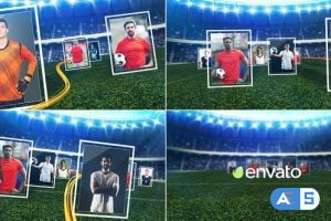 Videohive Soccer Sport Intro 24749671