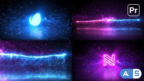 Videohive – Magic Particles Logo – Premiere Pro – 32486949