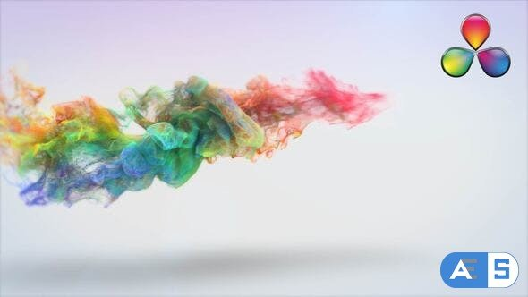 Videohive – Winding Particles Logo Reveal – Davinci Resolve – 32257822