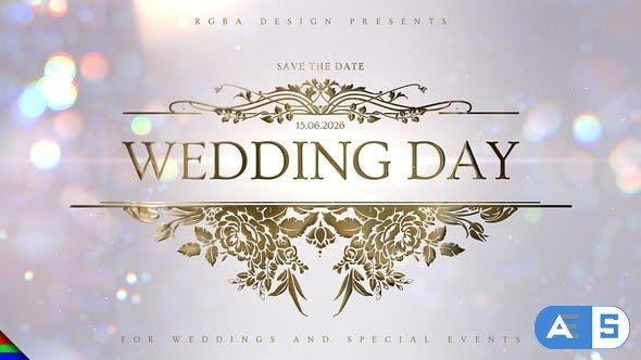 Videohive – Wedding – 32093861