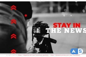 Videohive Stay In The News 32526546