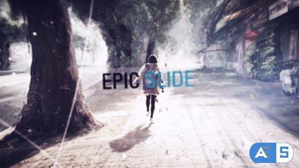 Videohive Epic Slide 13238253