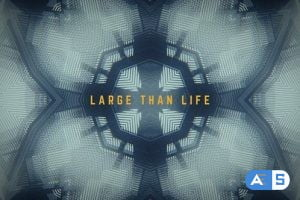 Videohive Larger Than Life Titles 9832364