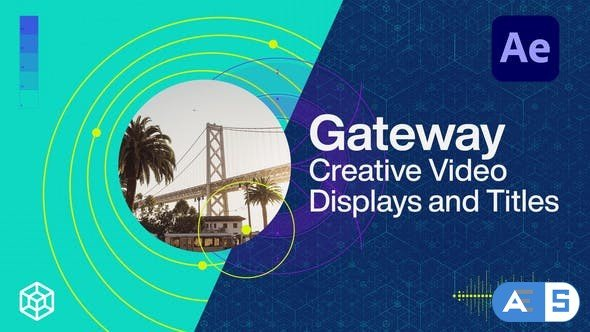 Videohive Gateway – Creative Video Displays and Titles 29985888