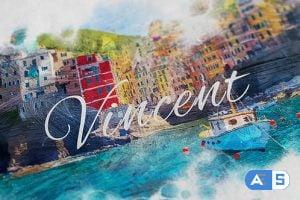Videohive Vincent   Impressionism Titles 21859027