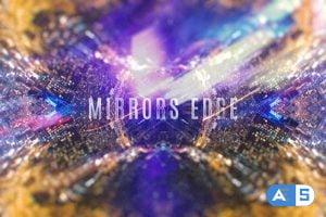 Videohive Mirrors Edge | Kaleidoscope Titles 17680100