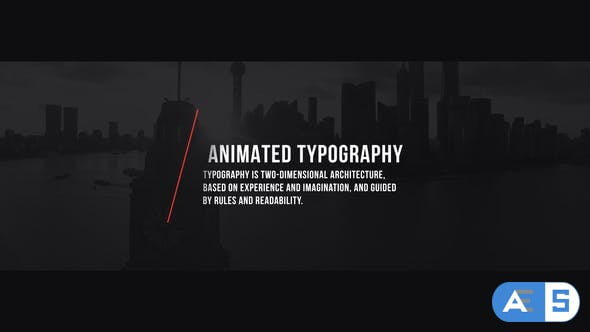 Videohive Title Intro Animation 24730265