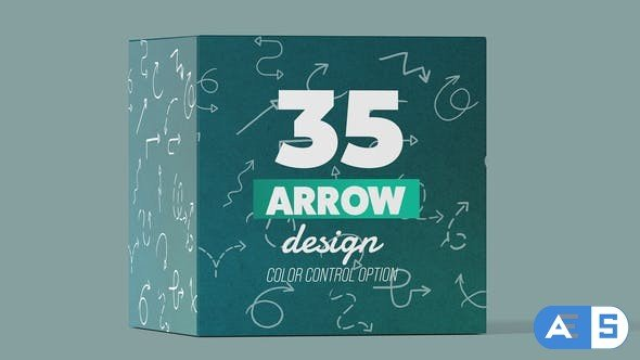 Videohive Arrow Pack 32585781