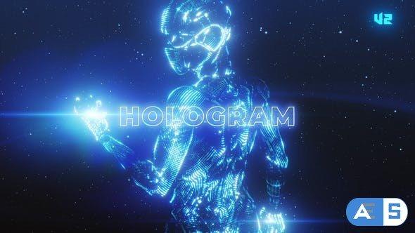 Videohive Holographic Presentation 631936
