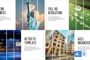 Videohive Modern Business – Clean Lines 29881244