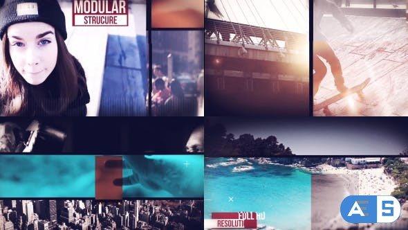 Videohive Urban Glitch 17995670