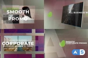 Videohive Smooth Corporate Promo 31757040