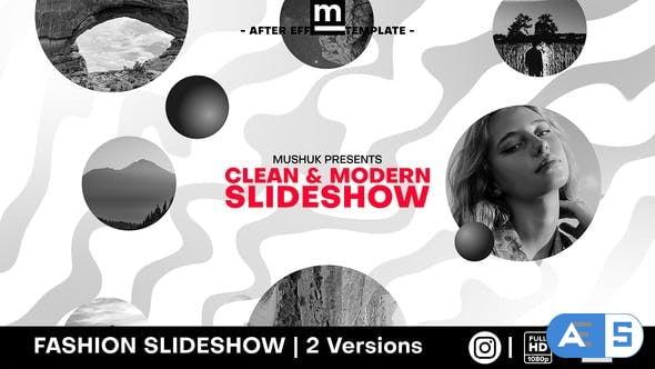Videohive Clean Modern Slideshow 28131450