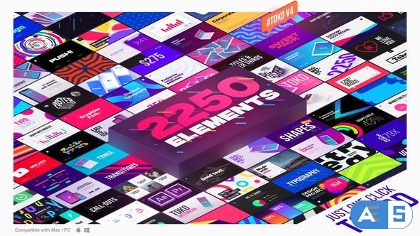 Videohive – Graphics Pack V4.1 – 22601944