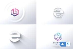 Videohive Simple Logo 31455980