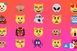 Videohive Animated Emoji Pack v3.0 30780801
