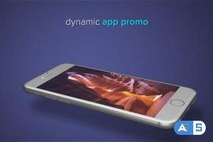 Videohive Dynamic App Promo 19313132