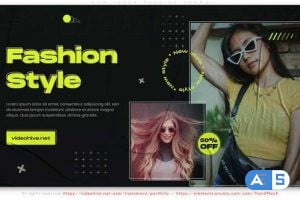 Videohive New Urban Fashion Promo 32650173