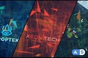 Videohive Chaos Technology Abstract Logo 32637604