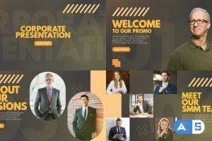 Videohive Corporate Presentation 32135619