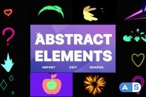 Videohive Abstract Pack | After Effects 32424533
