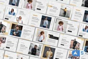 Videohive Fashion E-commerce Slides 32633619