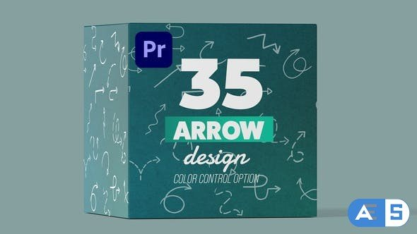 Videohive – Arrow Pack – 32589350