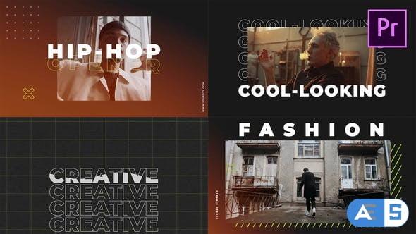 Videohive – Urban Style Opener – 32573149