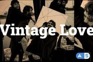 Videohive – Vintage Love – 32625869