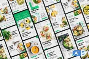 Videohive – Food Instagram Stories – 32565284