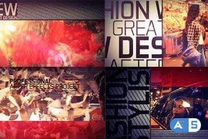 Videohive Avant-Garde Slide Show 6219193
