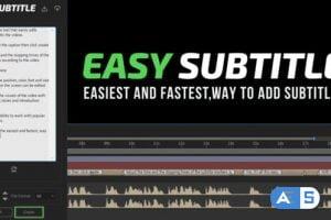 Videohive Easy Subtitle 31478229