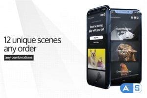 Videohive App Mockup Presentation 28250865