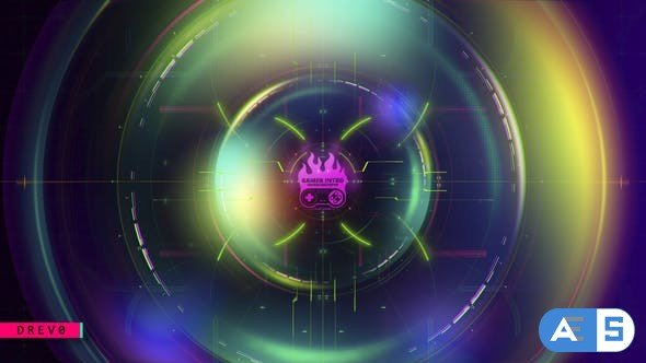 Videohive Gamer Logo/ Twich/ Streamer/ CS GO/ Playstation/ Youtube/ Blogger Opening/ Hi-Tech Zone/ Cyber Sport 32773572