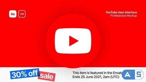 Videohive YouTube 30873322