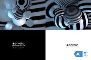 Videohive – Minimal 3D Logo Opener – 32754313