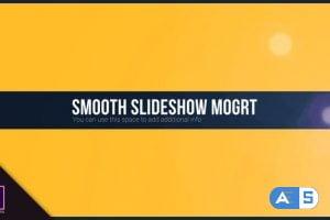 Videohive – Smooth Slideshow Mogrt Pack – 32692521