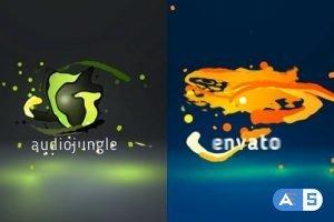 Videohive Dynamic Fluid Stroke Logo Reveal 20036737