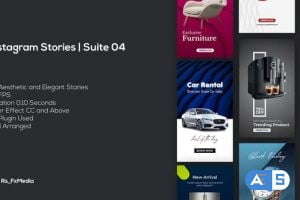 Videohive Instagram Stories   Suite 04 29481295