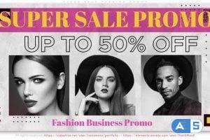 Videohive Super Sale Fashion Promo 32462295