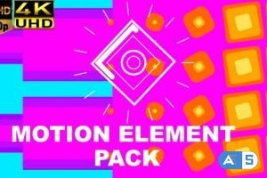 Videohive Motion Element Pack 16637909