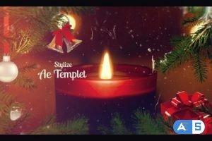 Videohive Christmas Slideshow 21033503