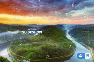 Videohive Musical Slideshow 18767239