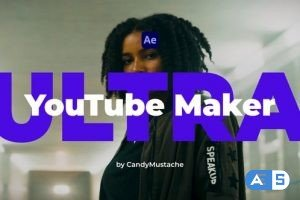 Videohive Ultra YouTube Maker | After Effects 33171910