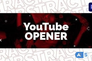 Videohive – Abstract Youtube Opener – 33201106