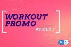 Videohive Workout Promo 20760495