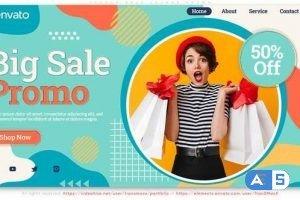 Videohive Season Sale Lounge Promo 33018121